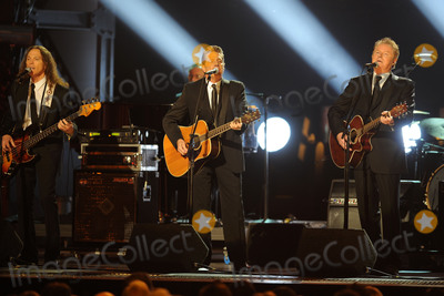 Glenn Frey Photo - 18 January 2016 - Glenn Frey guitarist and co-founder of the Eagles has died at the age of 67 File Photo 12 November 2008 - Nashville Tennessee - Timothy B Schmit Glenn Frey and Don Henley of The Eagles 42nd Annual CMA Awards Country Musics Biggest Night held at the Sommet Center Photo Credit Laura FarrAdMedia