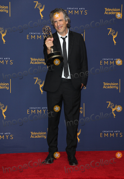 Brett Morgan Photo - 09 September 2018- Los Angles California - Brett Morgan  2018 Creative Arts Emmy Awards - Day 2 held at the Microsoft Theater LA LIVE Photo Credit Faye SadouAdMedia