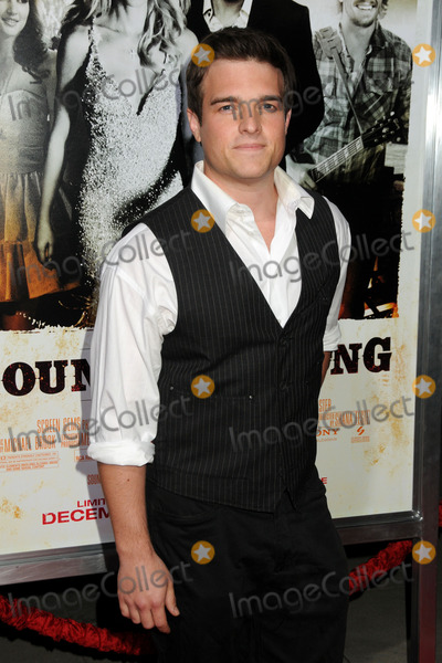 Joshua LeBar Photo - 14 December 2010 - Beverly Hills California - Joshua LeBar Country Strong Los Angeles Special Screening held at The Academy of Motion Picture Arts  Sciences Photo Byron PurvisAdMedia