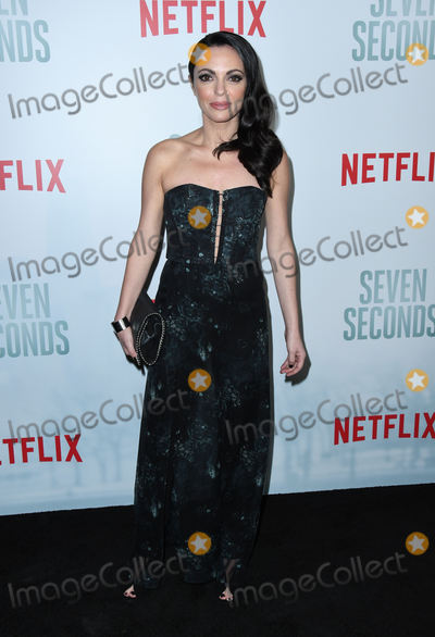 Adriana DeMeo Photo - 23 February 2018 - Beverly Hills California - Adriana DeMeo Netflixs Seven Seconds Los Angeles Premiere held at The Paley Center for Media Photo Credit Birdie ThompsonAdMedia