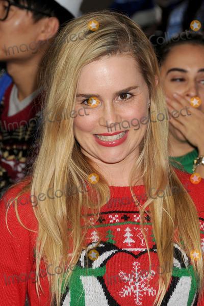 Alison Lohman Photo - 18 November 2015 - Los Angeles California - Alison Lohman The Night Before Los Angeles Premiere held at The Ace Hotel Photo Credit Byron PurvisAdMedia