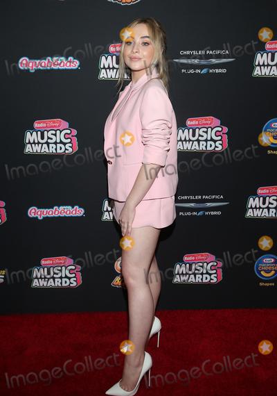 Sabrina Carpenter Photo - 22 June 2018 - Hollywood California - Sabrina Carpenter 2018 Radio Disney Music Awards held at the Dolby Theatre Photo Credit F SadouAdMedia