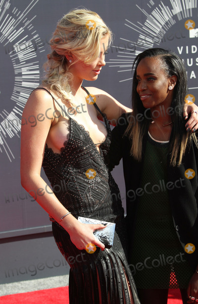 Angel Haze Photo - 24 August  2014 - Inglewood California - Ireland Baldwin Angel Haze 2014 MTV Video Music Awards held at The Forum Photo Credit F SadouAdMedia