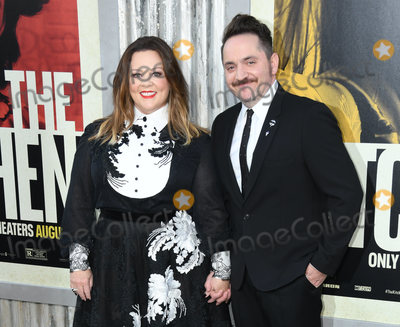 Ben Falcone Photo - 05 August 2019 - Hollywood California - Melissa McCarthy Ben Falcone The Kitchen Los Angeles Premiere held at TCL Chinese Theatre Photo Credit Birdie ThompsonAdMedia