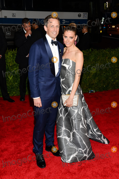 Alexi Ashe Photo - 04 May 2015 - New York New York- Seth Meyers Alexi Ashe China Through The Looking Glass Costume Institute Gala at The Metropolitan Museum of Art Photo Credit Christopher SmithAdMedia