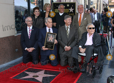 Ron Meyer Photo - 06 November 2018 - Hollywood California - Mitch OFarrell Michael Douglas Jane Fonda Leron Gubler Ron Meyer Vin Di Bona Kirk Douglas Michael Douglas Honored With Star On The Hollywood Walk Of Fame Photo Credit F SadouAdMedia