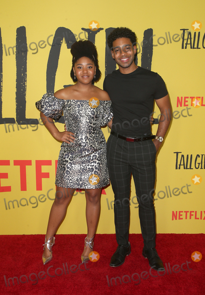 Anjelika Washington Photo - 9 September 2019 - Los Angeles California - Anjelika Washington Rico Paris Premiere Of Netflixs Tall Girl held at Netflix Home Theater Photo Credit FSadouAdMedia
