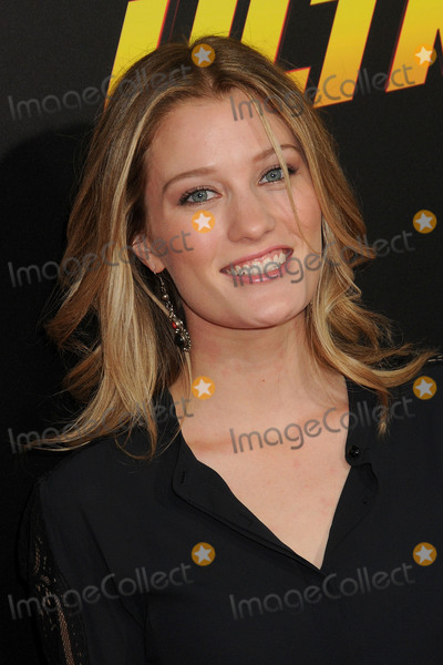 Ashley Hinshaw Photo - 18 August 2015 - Los Angeles California - Ashley Hinshaw American Ultra Los Angeles Premiere held at The Ace Hotel Photo Credit Byron PurvisAdMedia