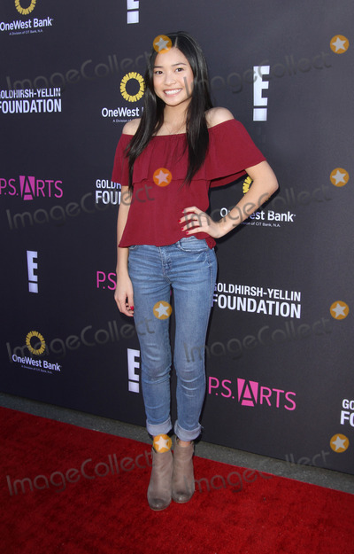 Ashley Liao Photo - 13 November 2016 - Santa Monica California - Ashley Liao PS ARTS Express Yourself Event held at Barker Hangar Photo Credit AdMedia