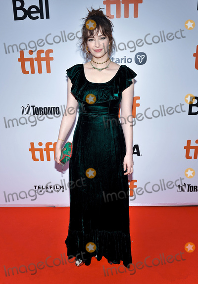 Ashleigh Cummings Photo - 08 September 2019 - Toronto Ontario Canada - Ashleigh Cummings 2019 Toronto International Film Festival - The Goldfinch Premiere held at Roy Thomson Hall Photo Credit Brent PerniacAdMedia