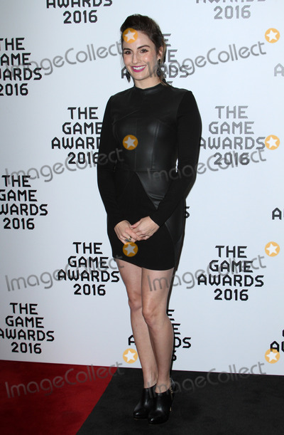 Alison Haislip Photo - 1 December 2016 - Los Angeles California - Alison Haislip The Game Awards 2016 held at the Microsoft Theatre Photo Credit AdMedia