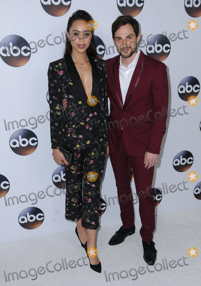 Amber Stevens-West Photo - 08 January 2018 - Pasadena California - Amber Stevens West Andrew J West 2018 Disney ABC Winter Press Tour held at The Langham Huntington in Pasadena Photo Credit Birdie ThompsonAdMedia