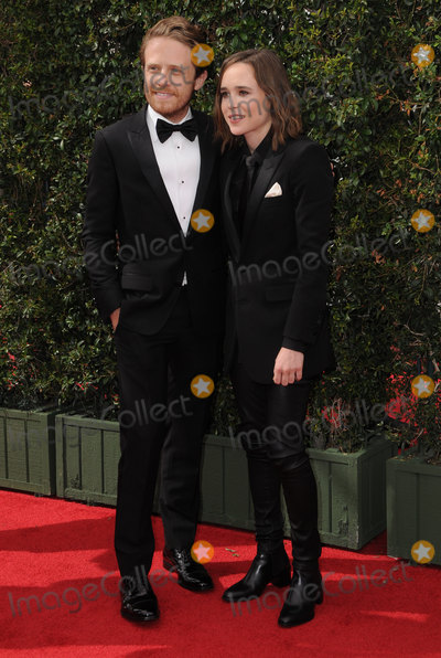 Ellen Page Photo - 11 September 2016 - Los Angeles California Ian McDaniel Ellen Page 2016 Creative Arts Emmy Awards - Day 2 held at Microsoft Theater Photo Credit Birdie ThompsonAdMedia