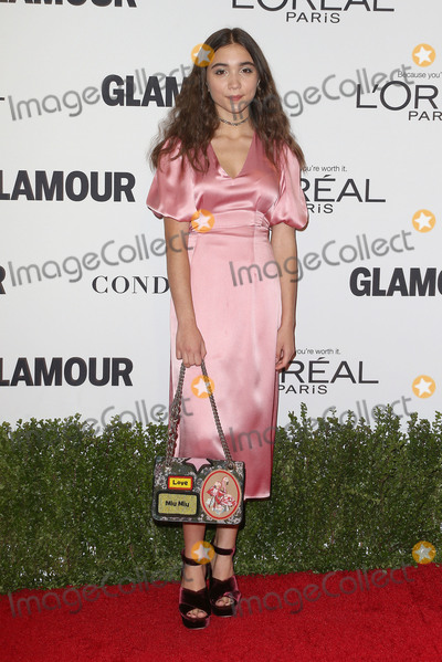 Rowan Blanchard Photo - 14 November 2016 - Los Angeles California - Rowan Blanchard Glamour Women Of The Year 2016 held at NeueHouse Hollywood Photo Credit AdMedia