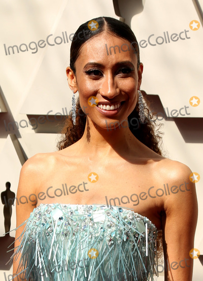 Elaine Welteroth Photo - 24 February 2019 - Hollywood California - Elaine Welteroth 91st Annual Academy Awards presented by the Academy of Motion Picture Arts and Sciences held at Hollywood  Highland Center Photo Credit AdMedia