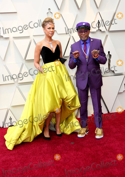 Tonya Lewis Photo - 24 February 2019 - Hollywood California - Tonya Lewis Lee Spike Lee 91st Annual Academy Awards presented by the Academy of Motion Picture Arts and Sciences held at Hollywood  Highland Center Photo Credit AdMedia
