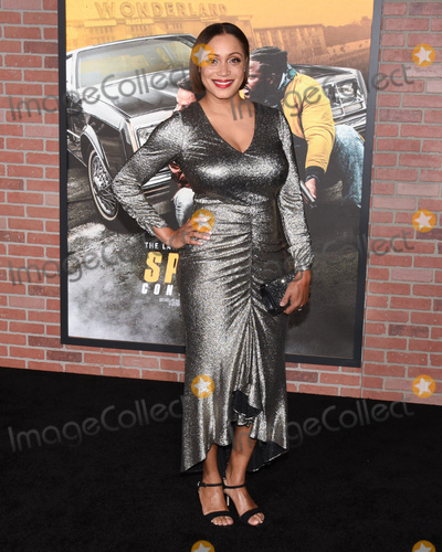 Ayana Brown Photo - 27 February 2020 - Westwood California - Ayana Brown Netflix Spenser Confidential Los Angeles Premiere held at the Regency Village Theatre Photo Credit Billy BennightAdMedia