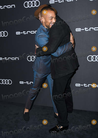Anthony Hemingway Photo - 14 September 2018 - West Hollywood California - Anthony Hemingway Kendrick Sampson  Audi Celebrates the 70th Emmys held at the La Peer Hotel Photo Credit Birdie ThompsonAdMedia