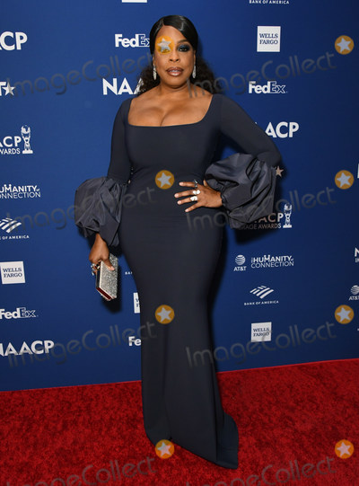 Ray Dolby Photo - 21 February 2020 - Hollywood California - Niecy Nash 51st NAACP Image Awards - Non-Televised Awards Dinner  held at the Ray Dolby Ballroom Photo Credit Birdie ThompsonAdMedia