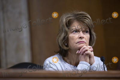 Alaska  Photo - United States Senator Lisa Murkowski (Republican of Alaska) listens as United States Secretary of the Interior David Bernhardt testifies before the US Senate Committee on Energy and Natural Resources at the United States Capitol in Washington DC US on Tuesday March 10 2020  Credit Stefani Reynolds  CNPAdMedia