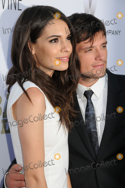 Claudia Traisac Photo - 22 June 2015 - Hollywood California - Claudia Traisac Josh Hutcherson Escobar Paradise Lost Los Angeles Premiere held at Arclight Cinemas Photo Credit Byron PurvisAdMedia