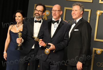 Will Ferrell Photo - 09 February 2020 - Hollywood California - Julia Louis-Dreyfus Will Ferrell Michael McCusker Andrew Buckland 92nd Annual Academy Awards presented by the Academy of Motion Picture Arts and Sciences held at Hollywood  Highland Center Photo Credit AdMedia
