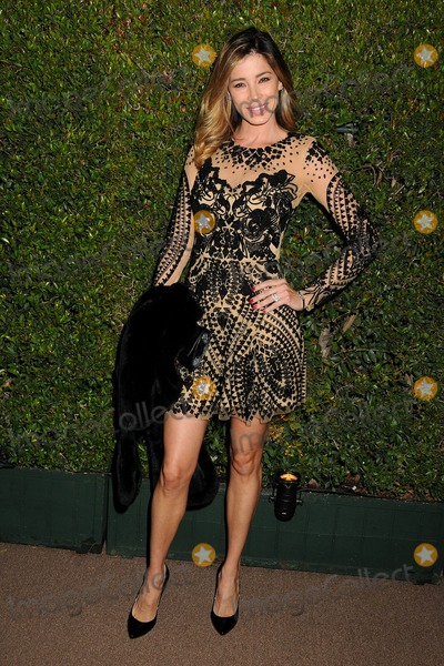 Aida Yespica Photo - 25 February 2014 - West Hollywood California - Aida Yespica BVLGARI Decades of Glamour Oscar Party held at Soho House Photo Credit Byron PurvisAdMedia