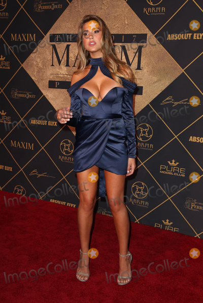 Abigail Ratchford Photo - 25 June 2017 - Hollywood California - Abigail Ratchford 2017 MAXIM Hot 100 Party held at the Hollywood Palladium Photo Credit F SadouAdMedia