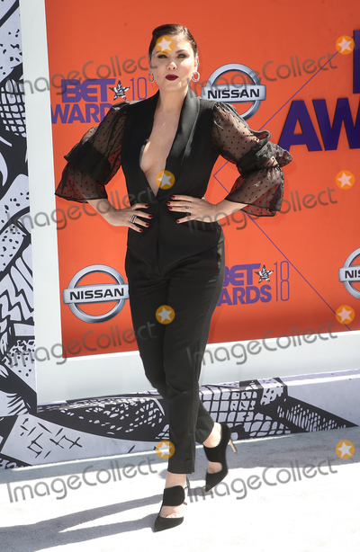 Jodi Lyn O Keefe Photo - 24 June 2018 - Los Angeles California - Jodi Lyn OKeefe 2018 BET Awards held at the Microsoft Theater Photo Credit F SadouAdMedia
