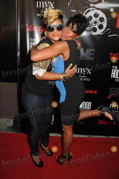 April Daniels Photo - 2 September 2014 - Hollywood California - April Daniels Tichina Arnold The Hollywood Confidential Open Forum Staying Power Building Legacy  Longevity in Hollywood held at the Montalban Theatre Photo Credit Byron PurvisAdMedia