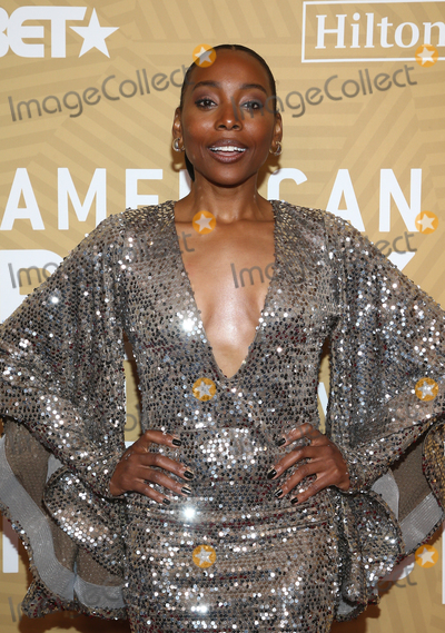 ASH Photo - 23 February 2020 - Beverly Hills California -Erica Ash American Black Film Festival Honors Awards Ceremony held at The Beverly Hilton Hotel Photo Credit FSAdMedia