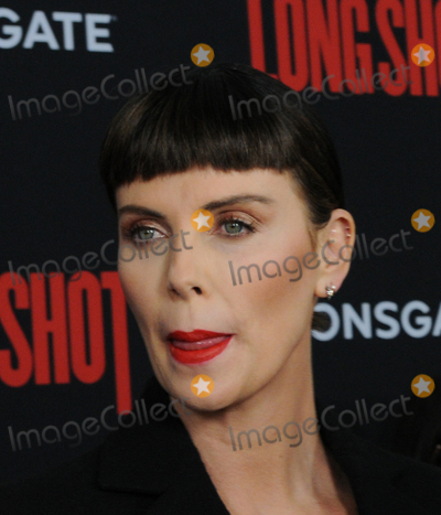 Charlize Theron Photo - Charlize Theron at the New York Premiere of LONG SHOT at AMC Lincoln Square in New York New York USA 30 April 2019