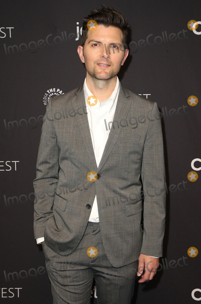 Adam Scott Photo - 24 March 2019 - Hollywood California - Adam Scott 2019 PaleyFest LA - The Twilight Zone held at The Dolby Theater Photo Credit Faye SadouAdMedia