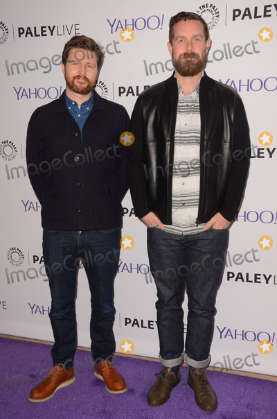 Andrew Haigh Photo - 25 February 2015 - Beverly Hills California - Andrew Haigh Michael Lannan The Paley Center for Media presents an Evening with HBOs Looking held at The Paley Center for Media Photo Credit Birdie ThompsonAdMedia