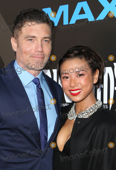 Anson Mount Photo - 28 August 2017 - Universal City California - Anson Mount Darah Trang Marvels Inhumans World Premiere held at Universal Citywalk Photo Credit F SadouAdMedia