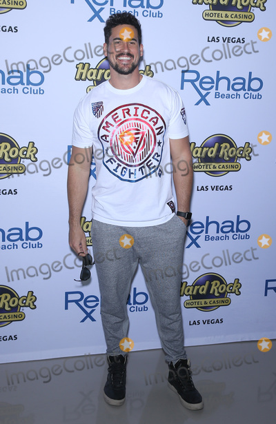 Austine Mahone Photo - 08 April 2017 - Las Vegas Nevada - Josh Murray Austin Mahone celebrates his 21st birthday at Las Vegas hottest dayclub REHAB Beach Club at Hard Rock Hotel  Casino Photo Credit MJTAdMedia
