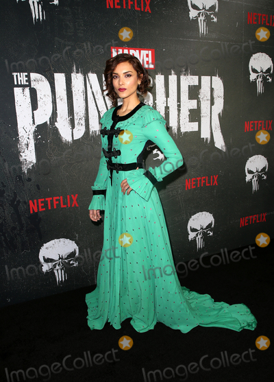 Amber Rose Photo - 14 January 2019 - Hollywood California - Amber Rose Revah Marvels The Punisher Seasons 2 Premiere held at ArcLight Hollywood Photo Credit Faye SadouAdMedia