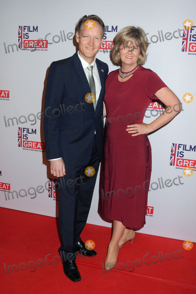 Chris OConnor Photo - 26 February 2016 - West Hollywood California - Chris OConnor Martha Nelems The Film is GREAT Reception Honoring British Nominees of the 88th Annual Academy Awards held at Fig  Olive Photo Credit Byron PurvisAdMedia