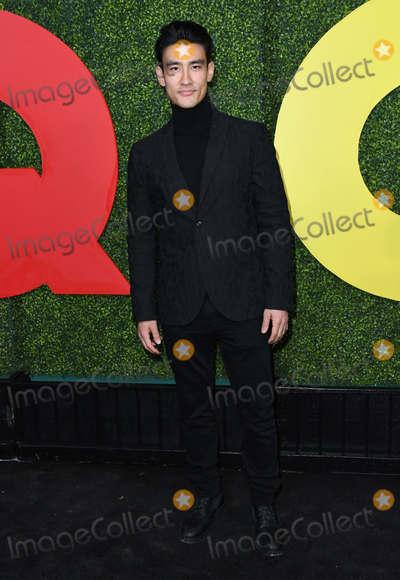Alex Landi Photo - 06 December 2018 - Beverly Hills California - Alex Landi GQ Men of the Year Party 2018 held at Benedict Estate Photo Credit Birdie ThompsonAdMedia