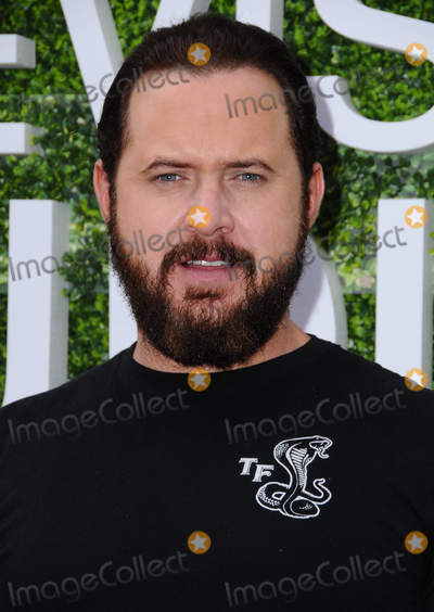 AJ Buckley Photo - 01 August  2017 - Studio City California - AJ Buckley  2017 Summer TCA Tour - CBS Television Studios Summer Soiree held at CBS Studios - Radford in Studio City Photo Credit Birdie ThompsonAdMedia