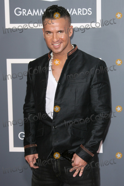 Mike The Situation Sorrentino Photo - 13 February 2011 - Los Angeles California - Mike The Situation Sorrentino The 53rd Annual GRAMMY Awards held at the Staples Center Photo Credit AdMedia Photo AdMedia