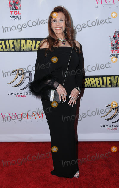 Barbara Luna Photo - 07 September 2016 - Hollywood California Barbara Luna Los Angeles Premiere of Unbelievable held at TCL Chinese Theatre Photo Credit Birdie ThompsonAdMedia