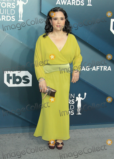 Alex Borstein Photo - 19 January 2020 - Los Angeles California - Alex Borstein 26th Annual Screen Actors Guild Awards held at The Shrine Auditorium Photo Credit AdMedia
