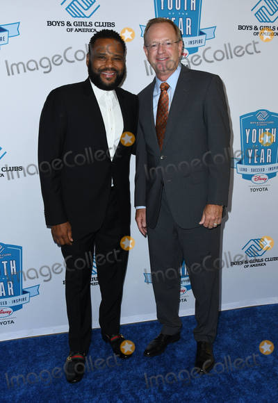 Anthony Anderson Photo - 12 July 2018 - Beverly Hills California - Anthony Anderson Jim Clark Boys  Girls Clubs of America 2018 Pacific Youth of the Year Gala held at Beverly Hilton Hotel Photo Credit Birdie ThompsonAdMedia