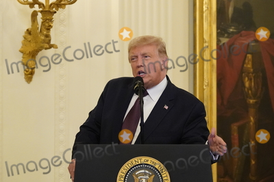 Thomas Payne Photo - United States President Donald J Trump makes remarks as he presents the Medal of Honor to Sergeant Major Thomas Payne United States Army in the East Room of the White House in Washington DC on September 11 2020  Payne is the 1st living Delta Force member to receive the Medal of Honor Credit Chris Kleponis  Pool via CNPAdMedia