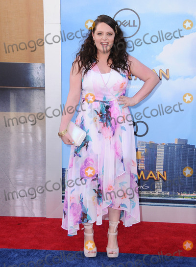 ASH Photo - 28 June 2017 - Hollywood California - Lauren Ash Spider-Man Homecoming Los Angeles Premiere held at the TCL Chinese Theatre in Hollywood Photo Credit Birdie ThompsonAdMedia