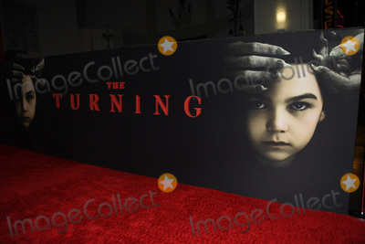 TCL Chinese Theatre Photo - 21 January 2020 - California - General Atmosphere Premiere Of Universal Pictures The Turning held at the TCL Chinese Theatre Photo Credit Billy BennightAdMedia