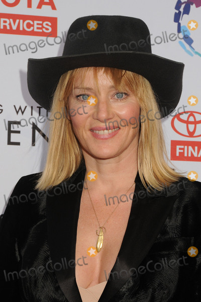 Angela Featherstone Photo - 16 May 2015 - Hollywood California - Angela Featherstone An Evening With Women 2015 Benefit for the LGBT Center of Los Angeles held at the Hollywood Palladium Photo Credit Byron PurvisAdMedia