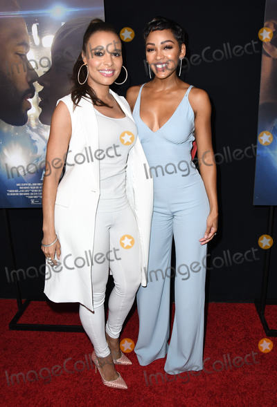 Antonique Smith Photo - 11 September 2018 - Hollywood California - Antonique Smith Meagan Good  A Boy A Girl A Dream LA Premiere held at the Arclight Hollywood Photo Credit Birdie ThompsonAdMedia