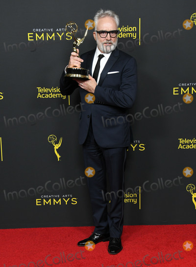 Bradley Whitford Photo - 15 September 2019 - Los Angeles California - Bradley Whitford 2019 Creative Arts Emmys Awards -- Press Room held at Microsoft Theater LA Live Photo Credit Birdie ThompsonAdMedia